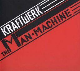 Pop Kraftwerk The Man Machine (2009 Edition)