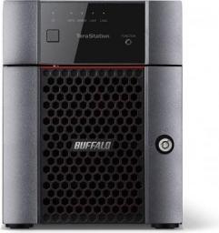 Serwer plików Buffalo TeraStation 3410DN 8TB (TS3410DN0804-EU)
