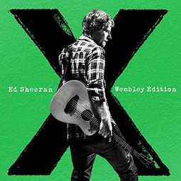 POP SHEERAN, ED X WEMBLEY EDITION (CD+DVD)