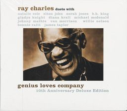 JAZZ CHARLES, RAY GENIUS LOVES COMPANY - 10TH ANNIVERSARY EDITIONS (CD + DVD)