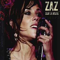 JAZZ ZAZ SUR LA ROUTE (RE-ISSUE) - TOUR EDITION