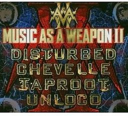 POP DISTURBED/TAPROOT/CHEV. MUSIC AS A W.2 (CD + DVD)