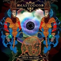 POP MASTODON CRACK THE SKYE (CD + DVD)
