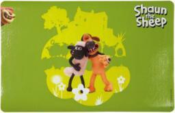 Trixie Podkładka pod miski Shaun i Bitzer, 44 × 28 cm