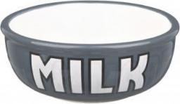 Trixie MISKA CERAMICZNA DLA KOTA Milk & More, 0.4 l /o 13 cm