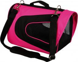 Trixie TORBA transportowa Alina różowo-czarna