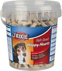 Trixie MIĘKKIE PRZEKĄSKI DLA PSA Happy Hearts 500g