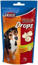 Trixie DROPSY MLECZNE 75g SASZETKA