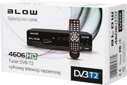 Tuner TV Blow DVB-T2 4606 HD (77-020#)