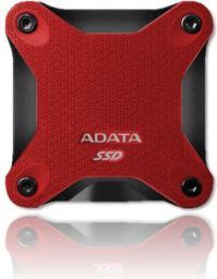 Dysk zewnętrzny ADATA SD600 256GB USB3.1 (ASD600-256GU31-CRD)