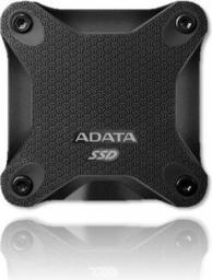 Dysk zewnętrzny ADATA SD600 256GB USB3.1 (ASD600-256GU31-CBK)