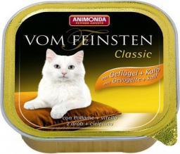 ANIMONDA  Vom Feinsten Classic drób/cielęcina 100g