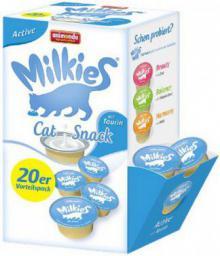 ANIMONDA  KOT  Mleko Active z tauriną - 20x15g
