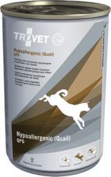 TROVET Hypoallergenic QPD z mięsem przepiórczym - 400g
