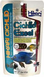 HIKARI CICHLID EXCEL medium 57 g