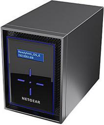Serwer plików NETGEAR READYNAS 422 (RN42200-100NES)