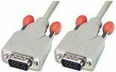 Kabel LINDY D-Sub (VGA) - D-Sub (VGA), 3, Szary (31549)