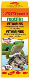 Sera REPTILIN VITAMINES BUTELKA 15 ml