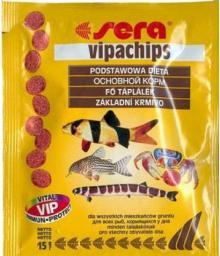 Sera VIPACHIPS TOREBKA 15 g