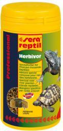 Sera REPTIL PROFESSIONAL HERBIVOR PUSZKA 250 ml