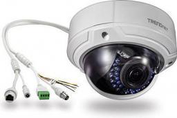 Kamera IP TRENDnet Outdoor 2MP 1080p vari-focal POE IR Fixed Dome 2.8-12(TV-IP341PI)