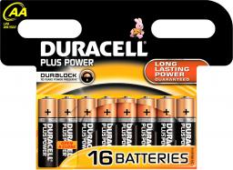 Duracell Bateria Plus Power AA / R6 16szt.