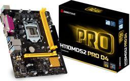 Płyta główna Biostar H110MDS2 Pro D4