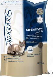 Bosch Tiernahrung Sanabelle Sensitive, jagnięcina 10kg