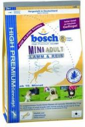 Bosch Tiernahrung Adult Mini Jagnięcina & Ryż - 3 kg
