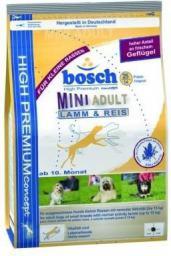 Bosch Tiernahrung Adult Mini Jagnięcina & Ryż - 1 kg