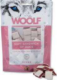 Brit WOOLF 100g SOFT SANDWICH DUCK