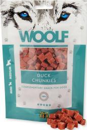 Brit WOOLF 100g DUCK CHUNKIES