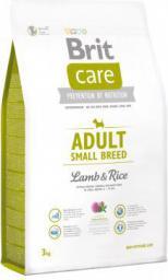 Brit CARE 7.5kg ADULT SMALL LAMB