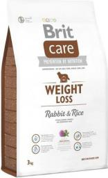 Brit Care Weight Loss Rabbit & Rice - 3 kg