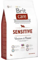 Brit Care Sensitive Venison & Potato - 3 kg