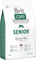 Brit Care Senior Lamb & Rice - 3 kg