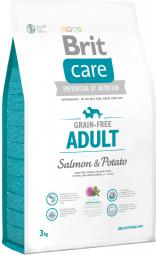 Brit Care Grain-free Adult Salmon & Potato - 3 kg