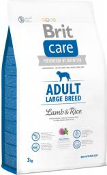 Brit Care Adult Large Breed Lamb & Rice - 3 kg