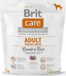 Brit Care Adult Medium Breed Lamb & Rice - 1 kg