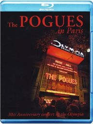 POP POGUES THE POGUES IN PARIS - 30TH ANNIVERSARY CONCERT AT THE OLYMPIA