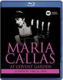 CLASSICAL CALLAS, MARIA CALLAS AT COVENT GARDEN 62 & 64