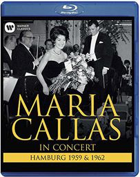 Maria Callas in Concert 1952/1962