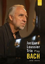 Classical Loussier, Jacques Trio Euroarts - Jacques Loussier Trio Plays Bach And More