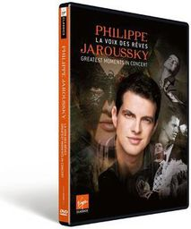 Classical Jaroussky, Philippe La Voix Des Reves - Greatest Moments In Concert