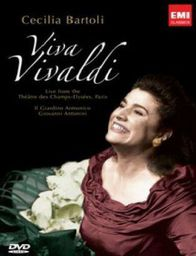 Classical Various Artists Cecilia Bartoli: Viva Vivaldi (Ntsc)