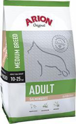 ARION PETFOOD Adult Medium Salmon&Rice - 12 kg