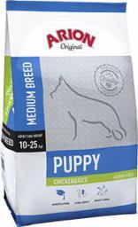 ARION PETFOOD Puppy Medium Chicken&Rice - 12 kg