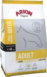 ARION PETFOOD Adult Small/Medium Light - 3 kg