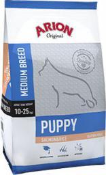 ARION PETFOOD Puppy Medium Salmon&Rice - 3 kg