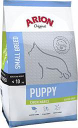 ARION PETFOOD Puppy Small Chicken&Rice - 3 kg